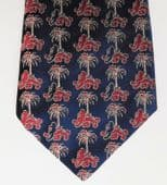 Cornhill Test Series international cricket tie 1995 England West Indies vintage